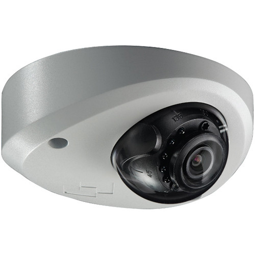 FLIR MPX Series 2.1MP Vandal-Resistant Outdoor HD-CVI Dome Camera with Audio