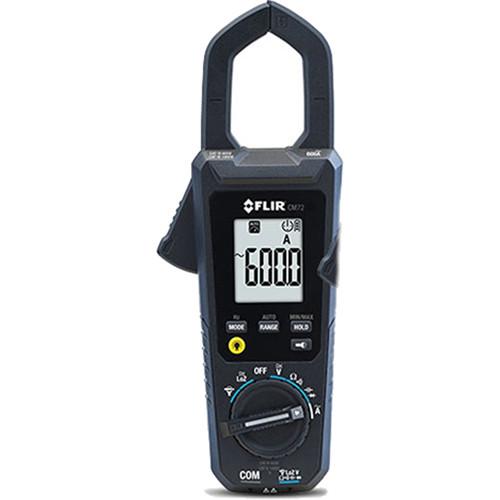 FLIR CM72 Commercial Clamp Meter (NIST Certified)