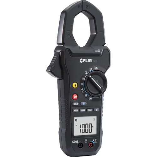 FLIR CM78 1000A Clamp Meter with IR Thermometer