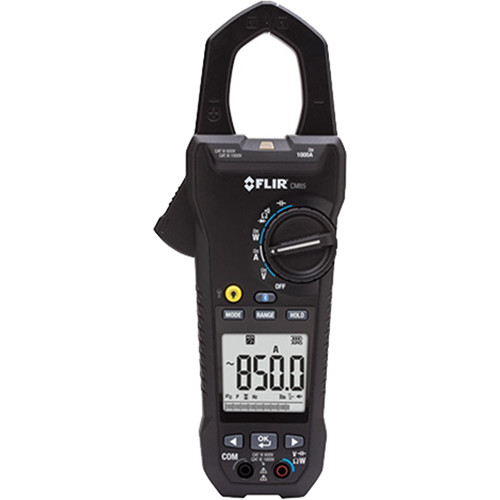 FLIR CM85 True RMS Power Clamp Meter with Bluetooth (1000A)