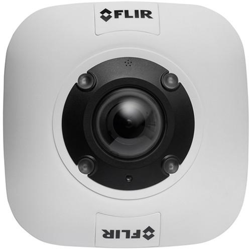 FLIR CM-6206-H1-I QUASAR 6MP Hemispheric Mini-Dome Camera