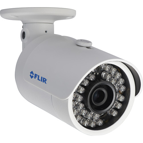 FLIR 2.1MP Day/Night IR Mini Bullet Camera with 3.6mm Fixed Lens