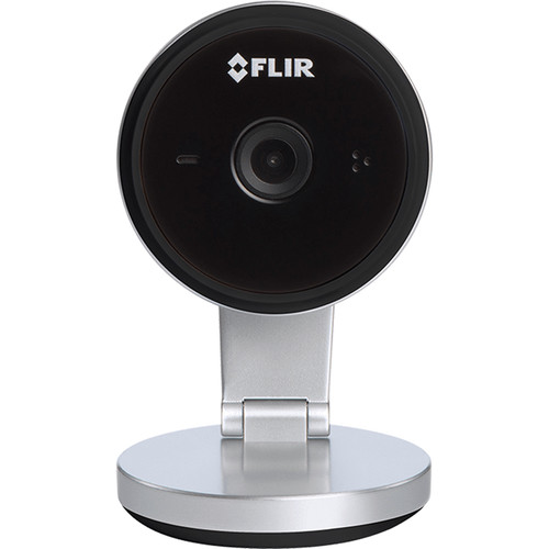 FLIR Secure 4MP Wi-Fi Camera with CNV and Night Vision