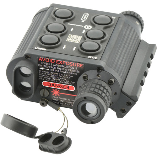 FLIR T-MAIM Tactical Multi-Spectral Aiming and Illumination Module (Black)