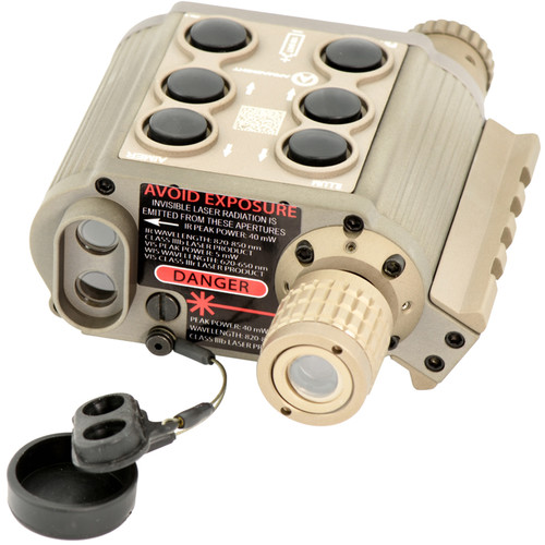 FLIR T-MAIM Tactical Multi-Spectral Aiming and Illumination Module (Tan)