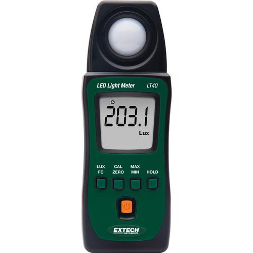 Extech by FLIR Extech LT40 LED Light Meter