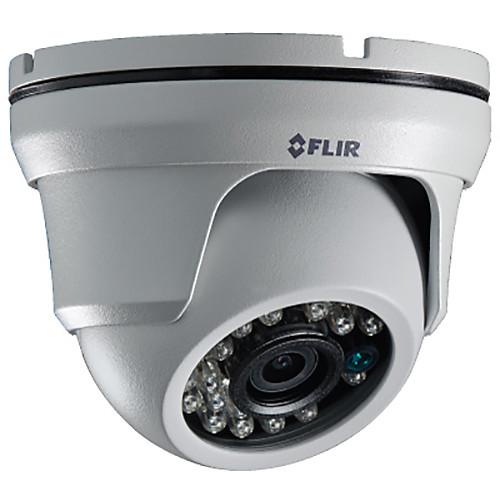 FLIR MPX Series ME363 4MP Outdoor HD-CVI Dome Camera