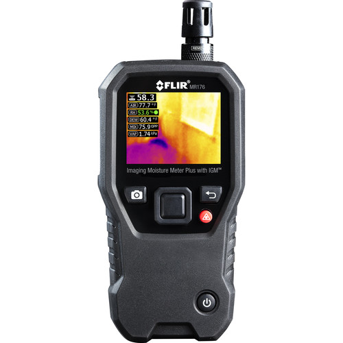 FLIR Imaging Moisture Meter with Infrared Guided Measurement Technology