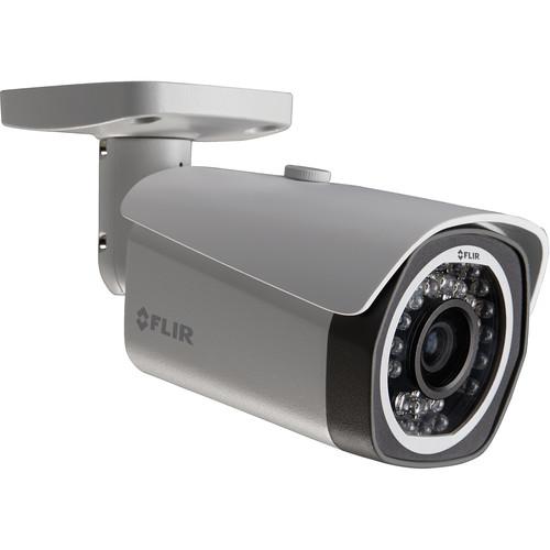 FLIR 2.1 MP 3.6mm Fixed Lens IP Bullet Camera