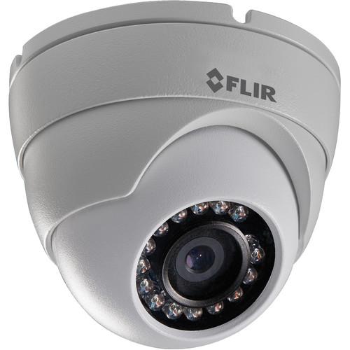 FLIR 2.1MP Outdoor Dome Camera