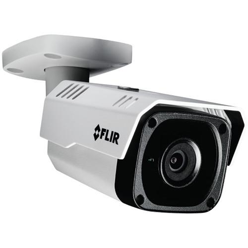 FLIR N243BW4 4MP Outdoor Network Bullet Camera