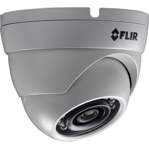 FLIR N243EW4 4MP Outdoor Network Turret Camera
