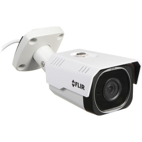 FLIR N253B8 8MP Outdoor Network Bullet Camera