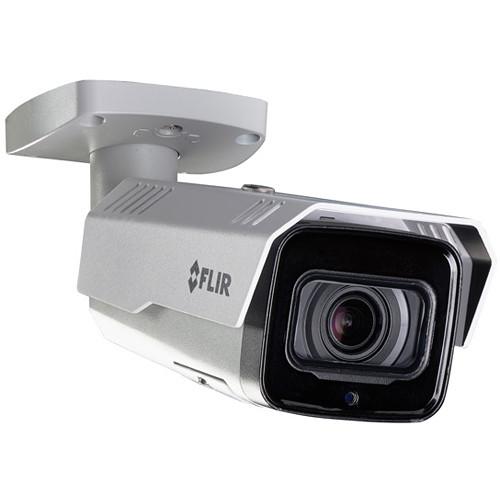 FLIR N357B8 4K UHD Outdoor Network Bullet Camera with 2.7-12mm Varifocal Lens