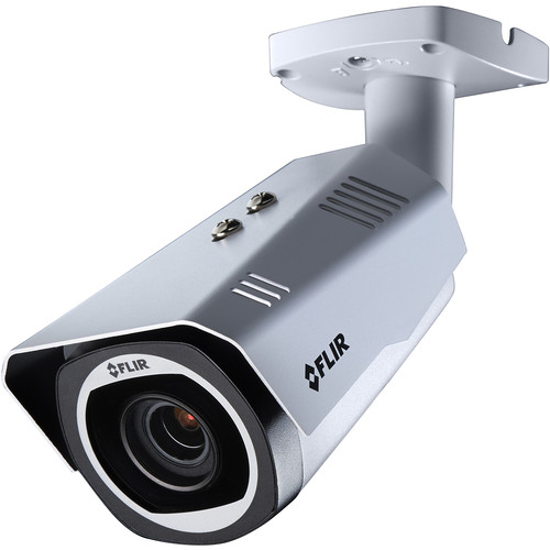 FLIR 2.1MP Day/Night IR Outdoor Bullet Camera with 4-8mm Motorized Lens