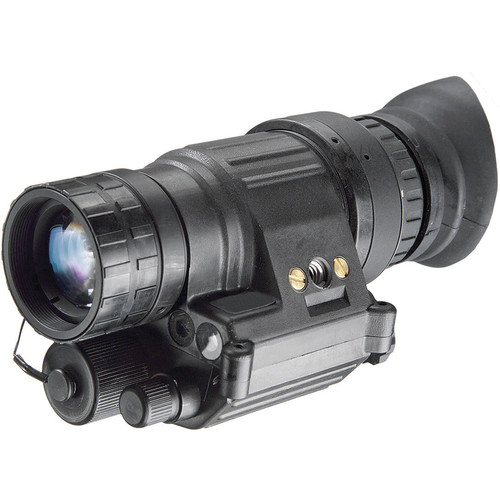 FLIR PVS-14-51 HD 2nd-Generation Night Vision Monocular and Head Mount Kit (Matte Black)
