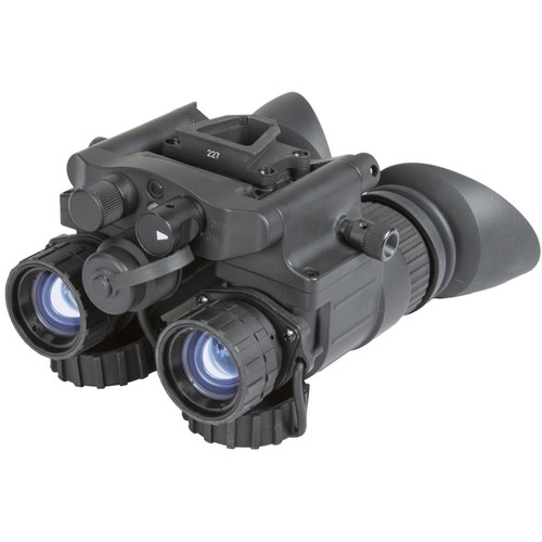 FLIR BNVD-40 2ID 2nd-Generation Compact Dual-Tube Night Vision Binocular (Matte Black)