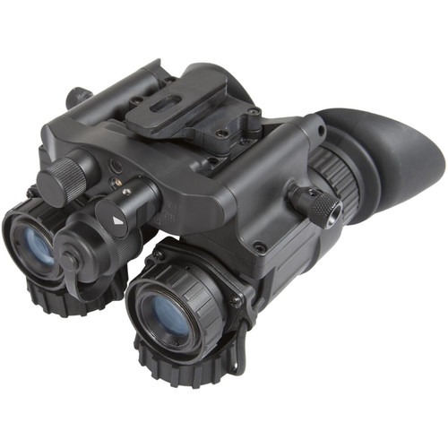 Armasight by FLIR BNVD-51 3A 3rd-Generation Dual-Tube Night Vision Binocular (Matte Black)