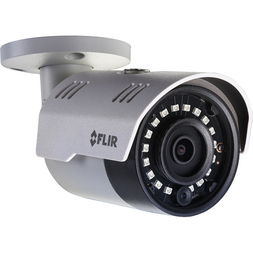 FLIR P143B4 4MP Outdoor Network Bullet Camera with Night Vision