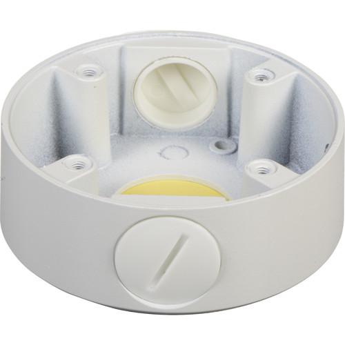 FLIR S4JF1G Circular Outdoor Junction Box for Select Cameras