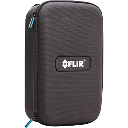 FLIR Protective Case for DM92/93 Multimeters, TA72/74 Probe Accessories, and CM55/57 Clamp Meters