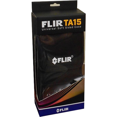 FLIR Soft Sided Carrying Case for CM72/CM74 Clamp Meters