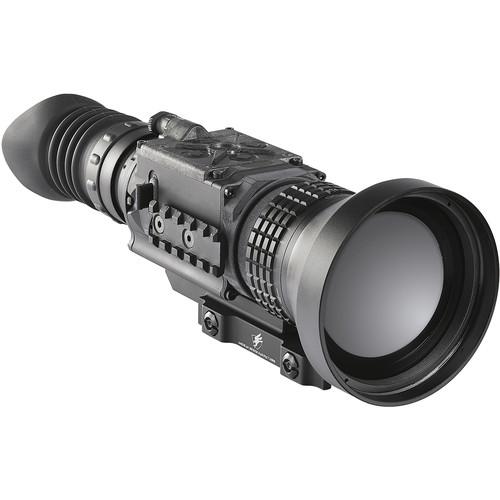 FLIR ThermoSight PTS736 Pro 6-24x75 Thermal Weapon Sight (60 Hz, Digital Multi-Reticle, Matte Black)