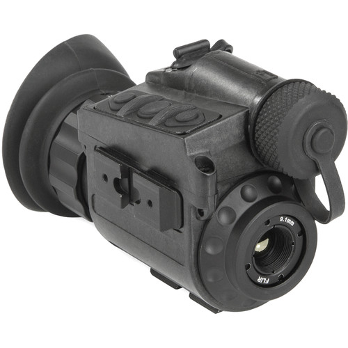 FLIR Breach PTQ136 320 x 256 Thermal Monocular (60 Hz, Matte Black)