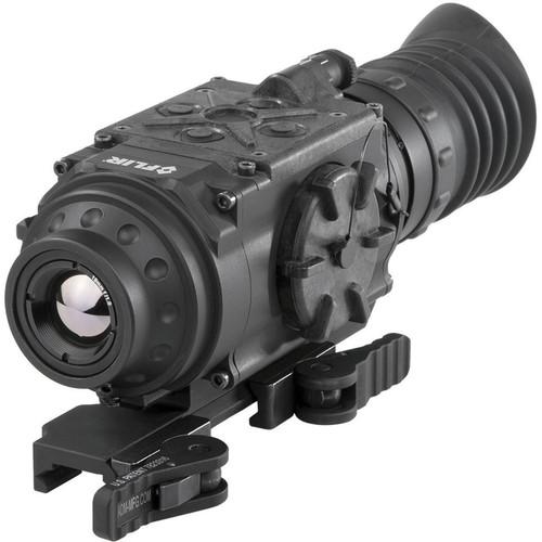 FLIR ThermoSight PTS233 Pro 1.5-6x19 Thermal Weapon Sight (60 Hz, Digital Multi-Reticle, Matte Black)
