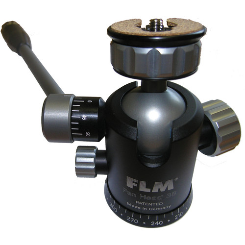 FLM PH-38 Pan Head with PRB45 Quick Release Set