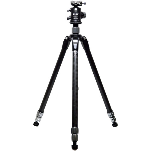 FLM CP30-L3 Pro Tripod and CB-48FTR Ball Head with SRB 60 Arca-Type Clamp