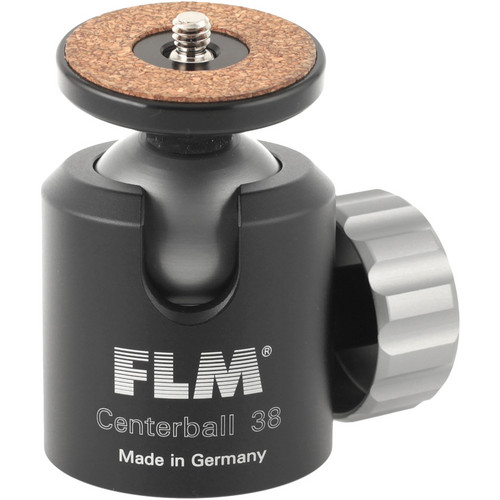 FLM CB-38E Ball Head with Mounting Platform