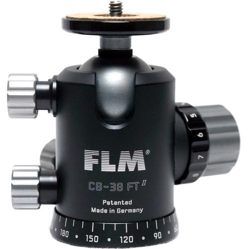 FLM CB-38FTR Professional Series Ball Head