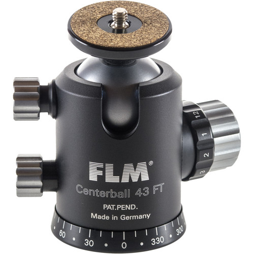 FLM CB-43FT Professional FT-Series Ball Head