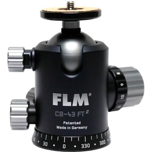 FLM CB-43FTR Professional Series Ball Head