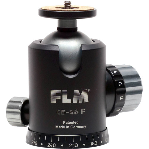 FLM CB-48F Ball Head with Mounting Platform