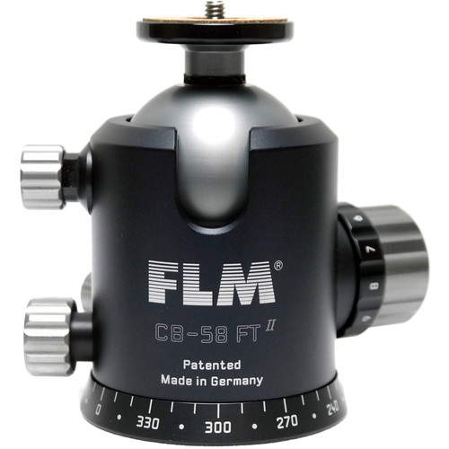 FLM CB-58FTR Professional Series Ball Head