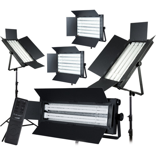 Flolight FL-220AWD and FL-110AWD 5 Fluorescent Light Kit