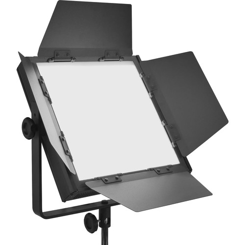Flolight MicroBeam 1024 Daylight LED Light with V-Mount Battery Plate