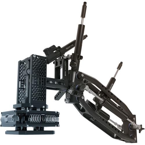 FLOWCINE Black Arm Standard Dampening System with 15 - 22 lb Anti-Vibration Mount & Pro Case