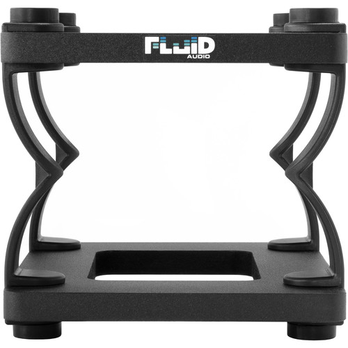 """Fluid Audio DS5 Desktop Monitor Stands for 4"""" and 6"""" Studio Monitors (Pair)"""