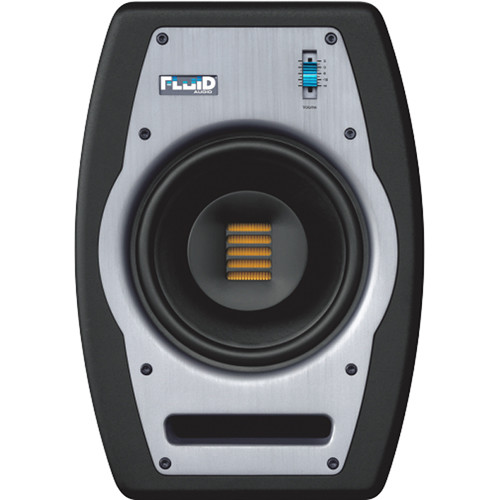 """Fluid Audio FPX7 - 140W 7"""" Two-Way Active Coaxial Studio Monitor"""