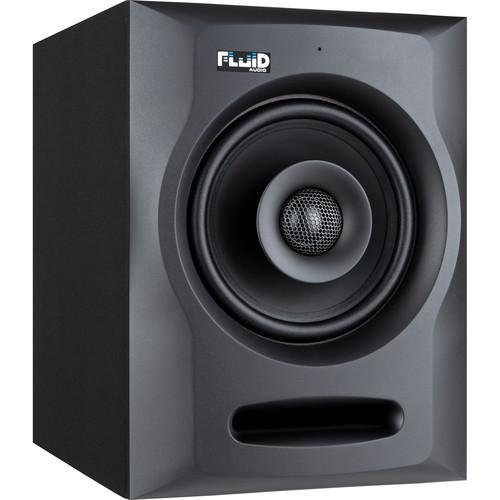 "Fluid Audio FX50 5"" 2-Way 90W Coaxial Active Studio Monitor (Single)"