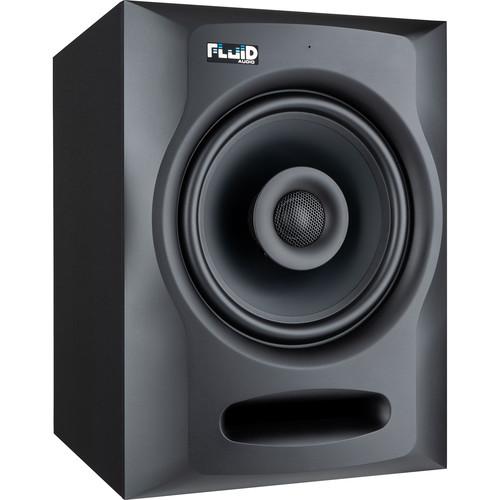 "Fluid Audio FX80 8"" 2-Way 110W Coaxial Active Studio Monitor (Single)"