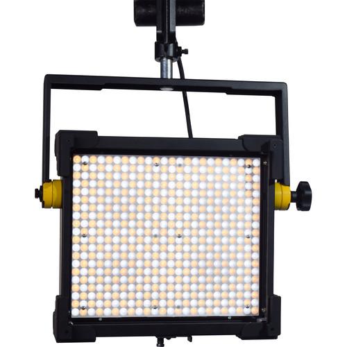 Fluotec CineLight Studio 30 65W 1' Tunable Long Throw White Light LED Panel (Yoke Mount)