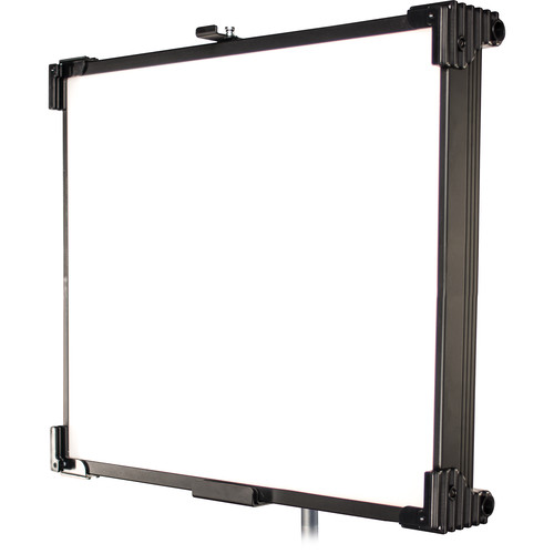 Fluotec Cinelight Production 120 Quad Fixed Diffusion Tunable Softlight 266W Led Panel With Stand Bracket