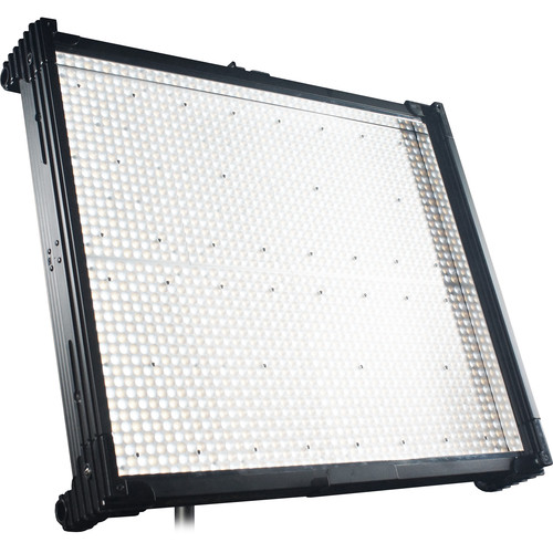 Fluotec Cinelight Studio 120 Quad Interchangeable Diffusion Tunable 266WLed Panel With Stand Mount