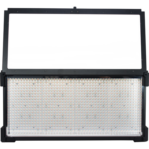Fluotec Cinelight Studio 60 Interchangeable Diffusion Tunable 133W Led Panel With Stand Mounting Bracket
