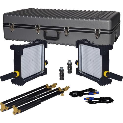 Fluotec CineLight Studio 30 V-Mount Long Throw 2-Light Kit