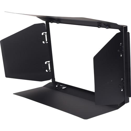Fluotec 4-Leaf Barndoor Set for StudioLED 450 Panels